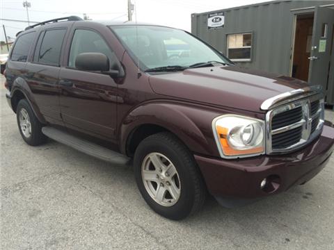 2005 Dodge Durango For Sale Indiana
