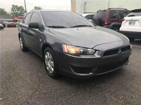 2008 Mitsubishi Lancer for sale in Indianapolis, IN