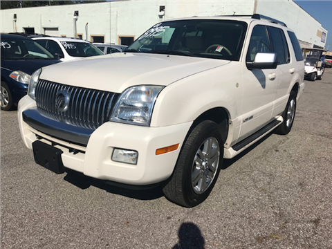 2007 Mercury Mountaineer for sale in Indianapolis, IN