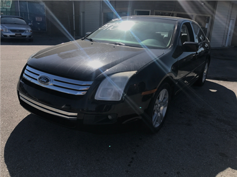 2007 Ford Fusion for sale in Indianapolis, IN