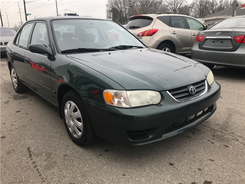 2001 Toyota Corolla for sale in Indianapolis, IN