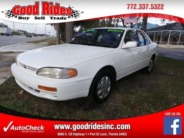 1996 Toyota Camry for sale in PORT SAINT LUCIE FL