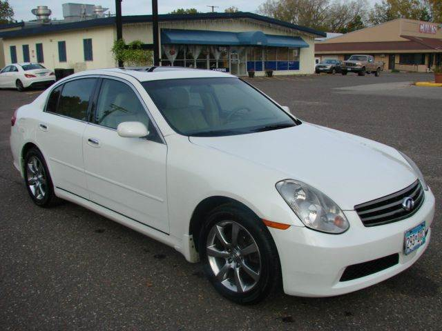 All Types  2006 Infiniti G35 Coupe Horsepower  19s20s Car and