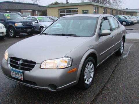 2000 Nissan Maxima for sale in White Bear Lake, MN