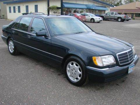 1996 mercedes benz s class for sale for Low price mercedes benz