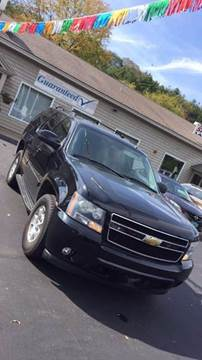 2007 Chevrolet Tahoe for sale in Springfield, VT