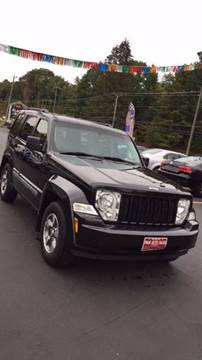 2008 Jeep Liberty for sale in Springfield, VT