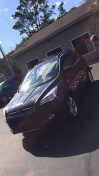 2013 Ford Escape for sale in Springfield, VT