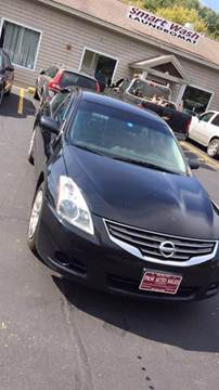 2011 Nissan Altima for sale in Springfield, VT