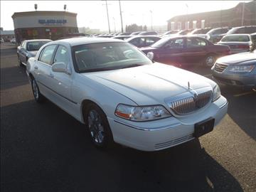 2005 lincoln town car for sale in new mexico. Black Bedroom Furniture Sets. Home Design Ideas