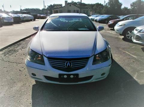 2006 Acura RL for sale in Spartanburg, SC