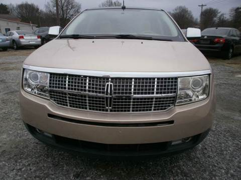 Lincoln Mkx For Sale South Carolina Carsforsale Com
