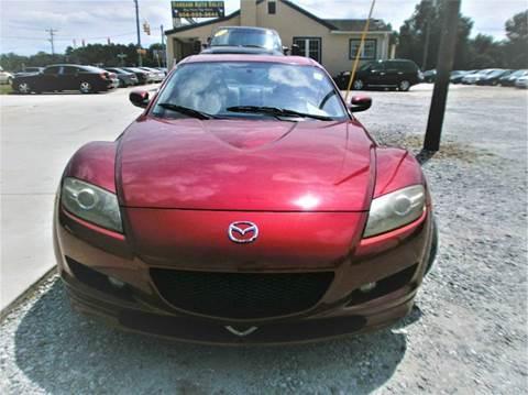 2006 Mazda RX-8 for sale in Spartanburg, SC