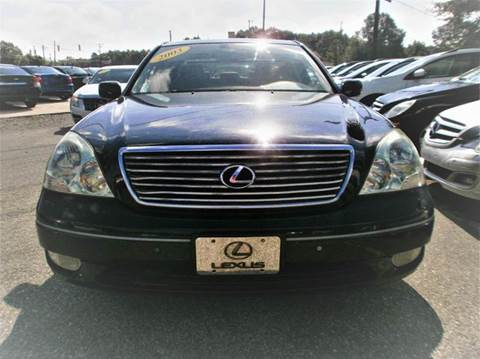 2003 Lexus LS 430 for sale in Spartanburg, SC