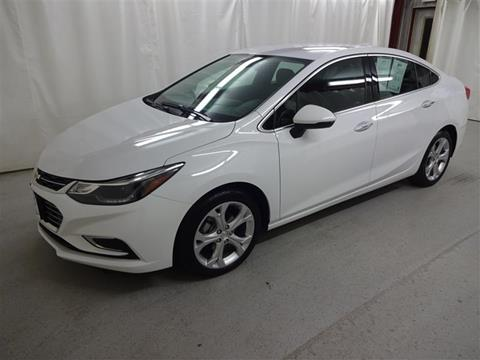 2017 Chevrolet Cruze for sale in Courtland, MN