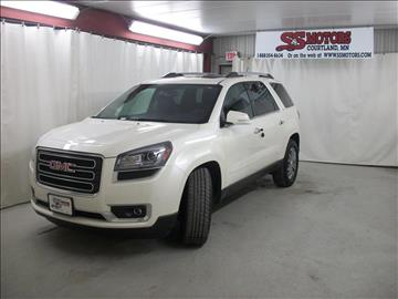 2015 gmc acadia for sale minnesota. Black Bedroom Furniture Sets. Home Design Ideas