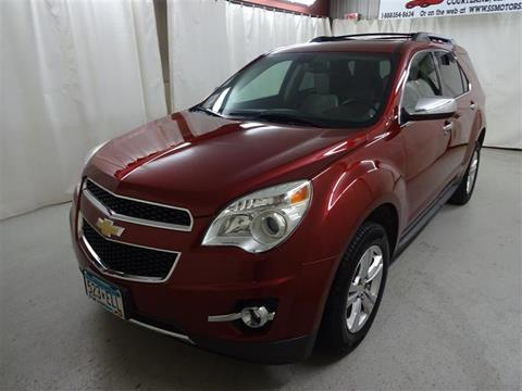 2011 Chevrolet Equinox for sale in Courtland, MN