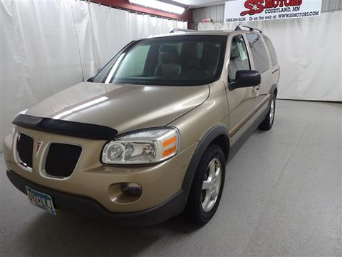 2006 Pontiac Montana SV6 for sale in Courtland, MN