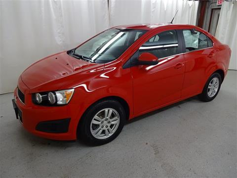 2013 Chevrolet Sonic for sale in Courtland, MN