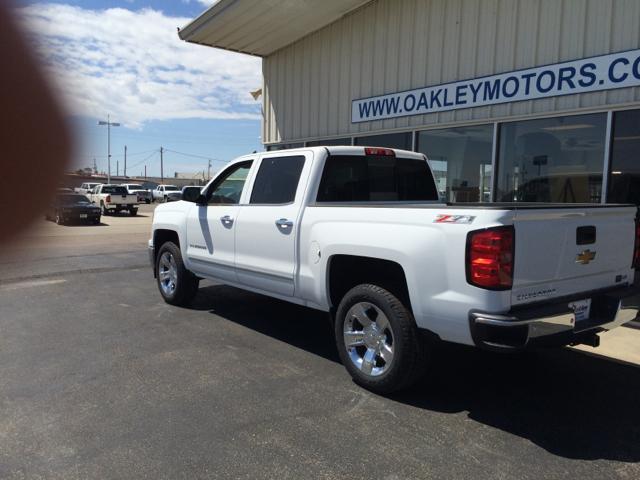 Oakley Motors