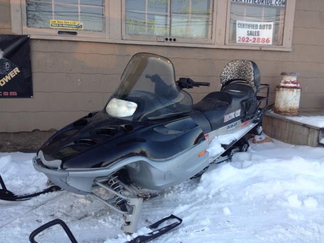 2004 Arctic Cat Tiger Shark