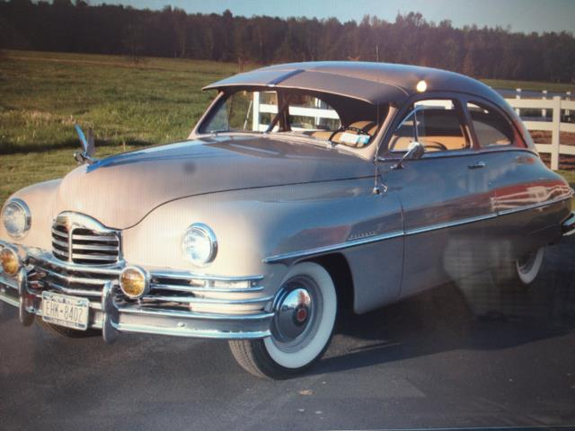 1950 Packard Deluxe 8 Base for sale in LE ROY NY