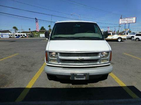 2002 Chevrolet Express Cargo for sale in Las Vegas, NV