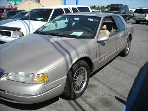 1997 Mercury Cougar for sale in Las Vegas, NV