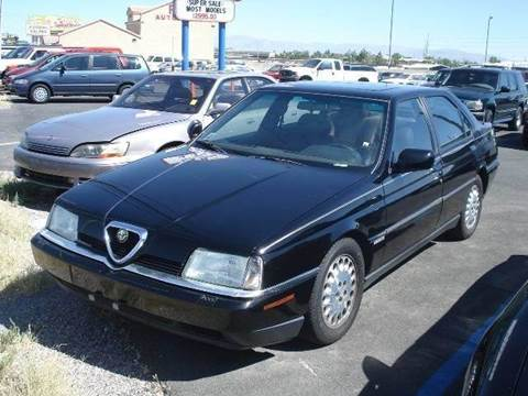 Alfa Romeo For Sale In Warner Robins GA Carsforsalecom - Alfa romeo 164 for sale