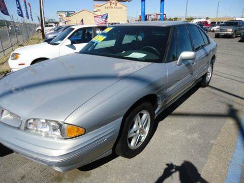 1998 Pontiac Bonneville for sale in Las Vegas, NV