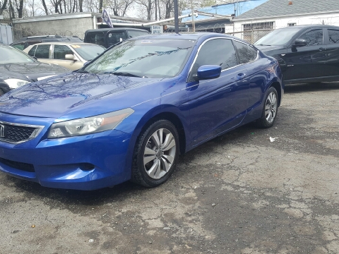 2009 Honda Accord for sale in Newark, NJ