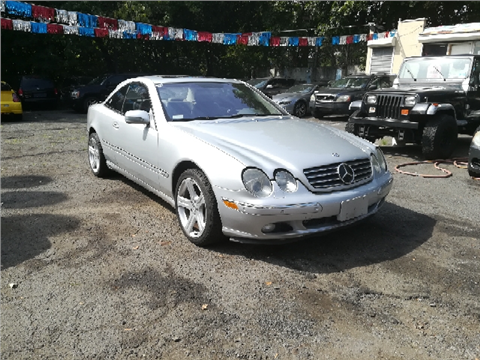2002 Mercedes-Benz CL-Class for sale in Newark, NJ