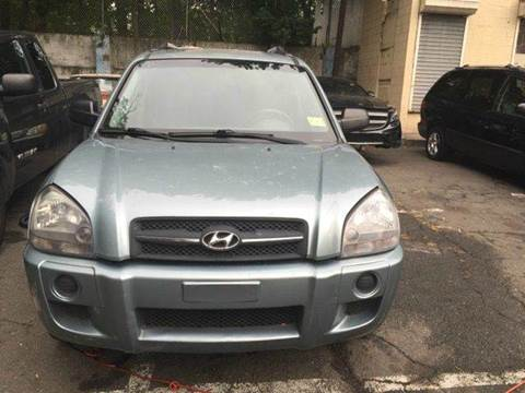 2007 Hyundai Tucson for sale in Newark, NJ