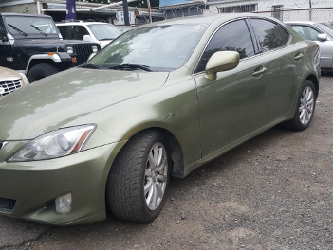 2006 Lexus IS 250 for sale in Newark, NJ