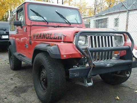 1990 Jeep Wrangler for sale in Newark, NJ