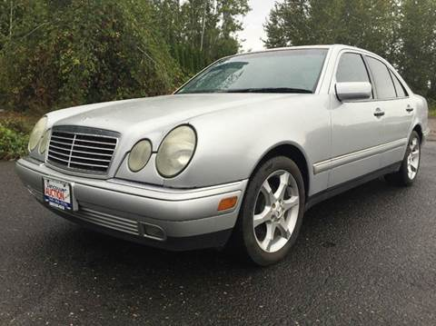 1998 mercedes benz e class for sale north dakota for Mercedes benz vancouver wa