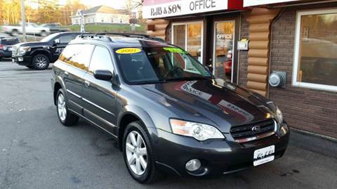 2007 Subaru Outback for sale in Turner, ME