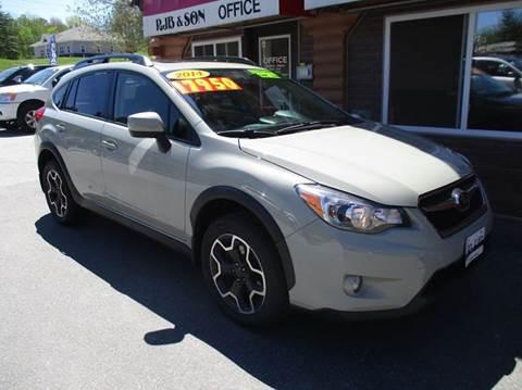 2014 Subaru XV Crosstrek