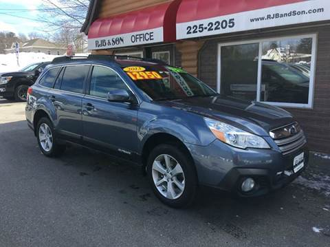 2013 Subaru Outback for sale in Turner, ME