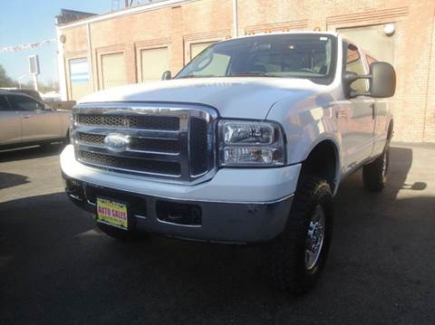 2005 Ford F-350 Super Duty for sale in Worcester, MA