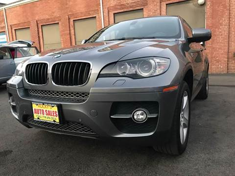 2010 BMW X6 for sale in Worcester, MA