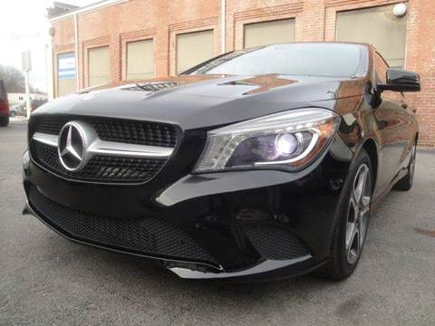 2014 Mercedes-Benz CLA for sale in Worcester, MA