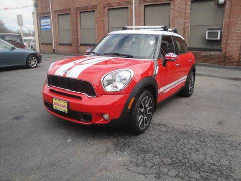 2011 MINI Cooper Countryman for sale in Worcester, MA