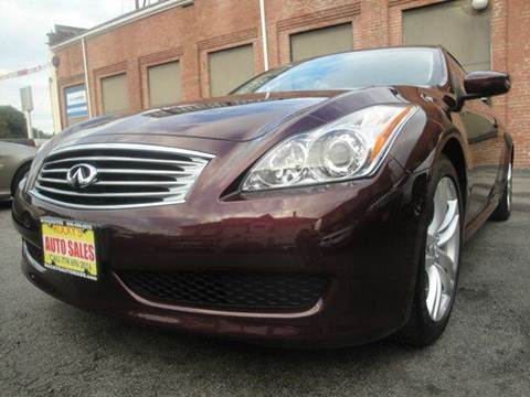2010 Infiniti G37 Convertible for sale in Worcester, MA