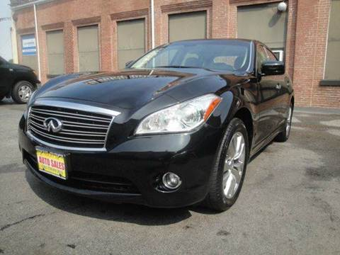 2012 Infiniti M37 for sale in Worcester, MA