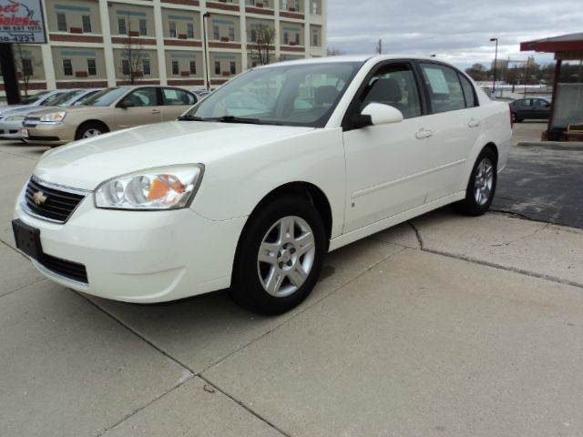 2007 chevrolet malibu lt 4dr sedan v6 in sheboygan wi. Black Bedroom Furniture Sets. Home Design Ideas