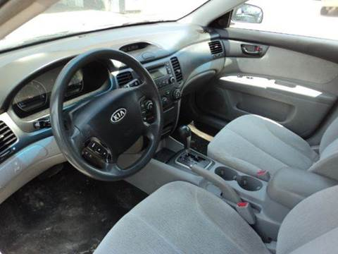 2008 Kia Optima