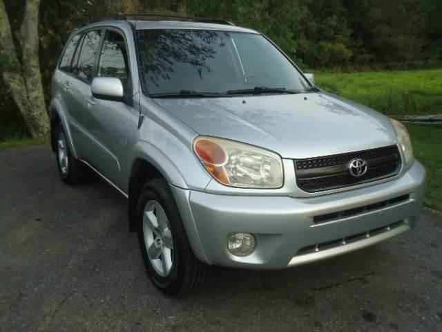 2002 Toyota RAV4