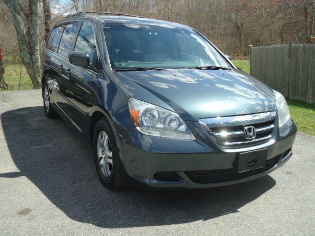 2005 Honda Odyssey