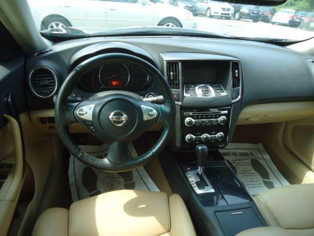 2011 Nissan Maxima 3.5 SV 4dr Sedan - Swansea MA